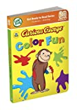 LeapFrog Tag Junior Book: Curious George Color Fun (works with LeapReader Junior)