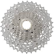 Shimano CS-M771 XT 10-Speed Bicycle Cassette, Silver, 11/36T