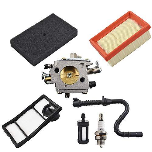 labwork Carburetor for Stihl TS400 Cut Off Saws Tillotson HS-274E 4223 120 0652 Carb Kit ()
