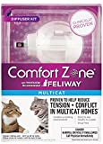 Comfort Zone Multicat Diffusers With Feliway