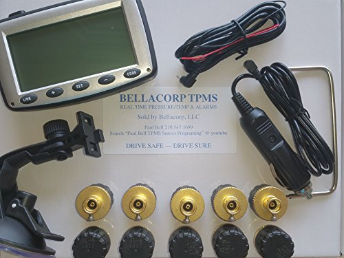 Bellacorp Tire Pressure Monitoring System product image