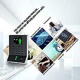 WL20 Biometric Fingerprint Time Attendance Terminal Time Clock Machine Attendance Machine Payroll Recorder Employee Checking-in Recorder