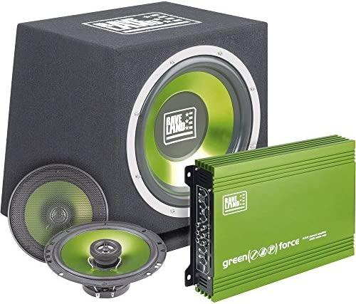 Raveland Green Force Ii Car Hifi Set Elektronik