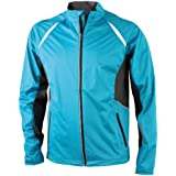 James & Nicholson Men's Windproof Sports Jacket