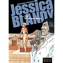 Jessica Blandy - Tome 18 - Le Contrat Jessica (French Edition)
