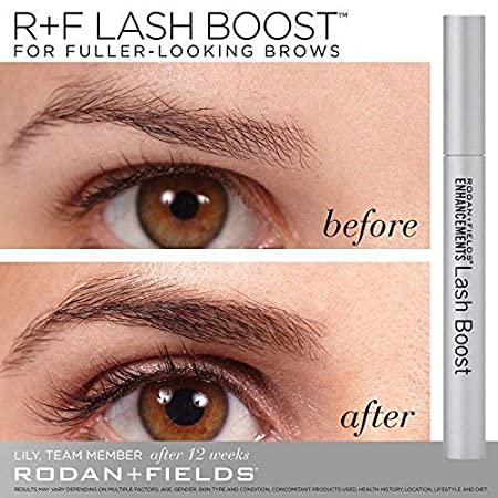 2fc32438276 Amazon.com: Rodan &And Fields Enhancements Lash Boost (5ml/ 0.17 fl oz  U.S.): Beauty