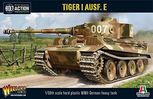 Warlord Games Wgb-wm-508, Tiger I Ausf.e, Bolt Action Wargaming Model
