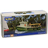 39158 Canal/River Pass Boat Ho Scale Model