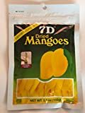 Naturally Delicious 7D Mangoes Tree Ripened Dried Mango
