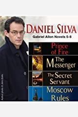 Daniel Silva Gabriel Allon Novels 5-8 Kindle Edition