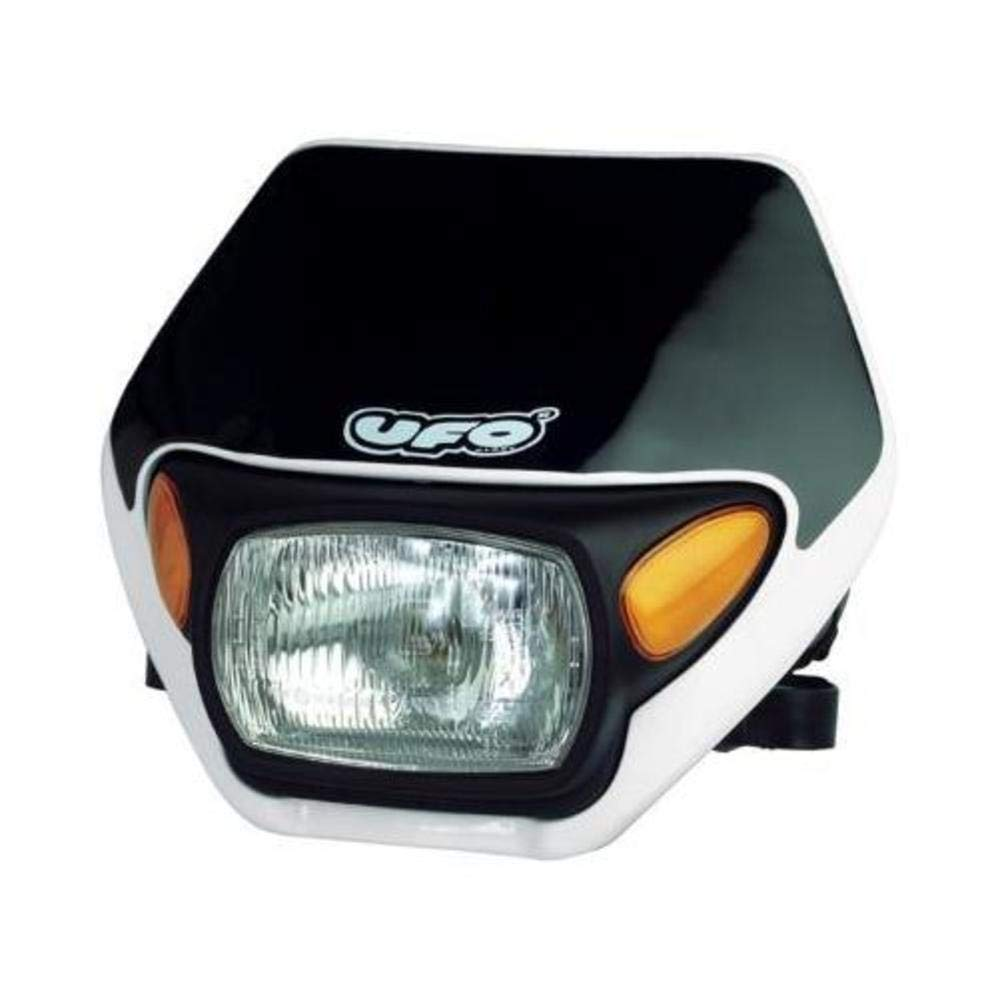 OREGON ENDURO WITH TURN SIGNALS HDLIGHT WITH//SIGNALS WHITE UFO PF01695041 Headlight Assembly