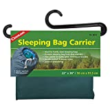 "sleeping bag - Coghlan's Sleeping Bag Carrier, 22"" x 36"" Color may vary"