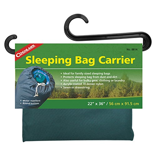 (Coghlan's Sleeping Bag Carrier, 22