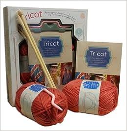 kit tricot amazon