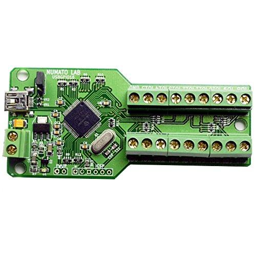 16 Channel Input Module - NUMATO LAB 16 Channel USB GPIO Module With Analog Inputs