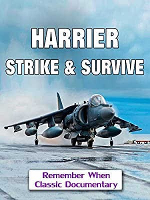 Harrier - Strike and Survive