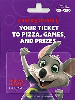 $50 Chuck E. Cheese Gift Card