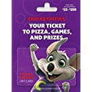 Chuck E. Cheese Gift Card