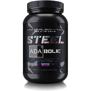 Amazon com: Steel Supplements Focused-AF Limitless Nootropic