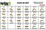Push-in D.O.T. Brass Fitting Assortment