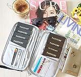 8 Multiple Passport Document Family Travel Holder