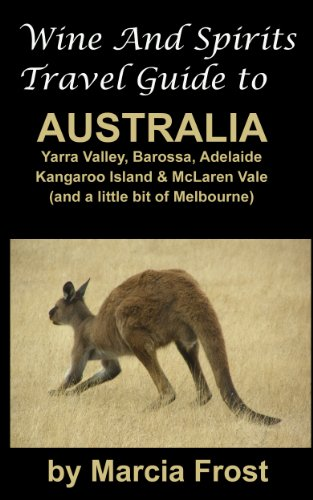 Wine And Spirits Travel Guide to Australia