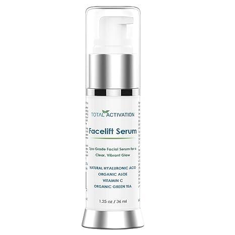 Total Activation activación de colágeno anti arrugas la vitamina c sérica cirugía estética para las mujeres