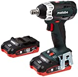 Metabo 18V 1/2″ Sq. Impact Wrench 3.1Ah Kit