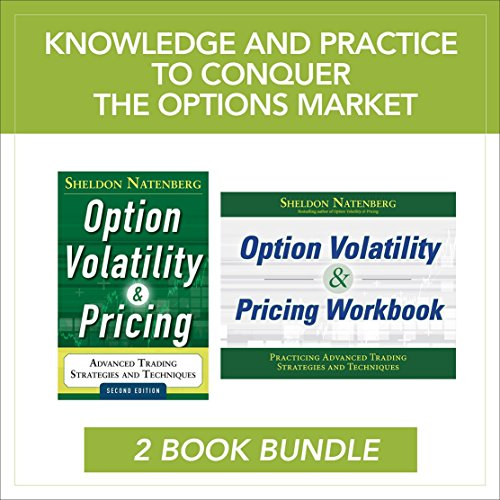 The Option Volatility and Pricing Value Pack by McGraw-Hill Education