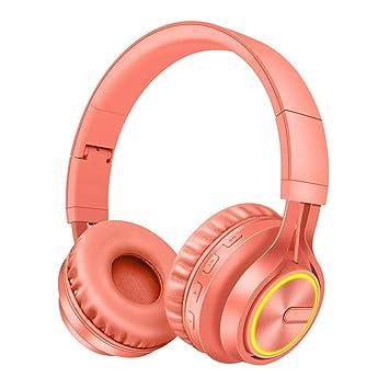 Auriculares Bluetooth Inalámbricos, Micrófono De Cancelación De ...
