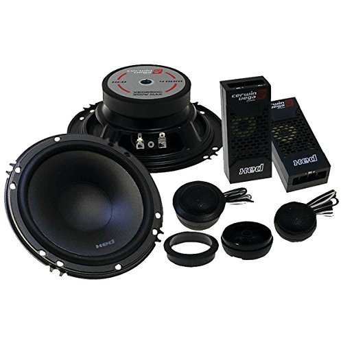 CERWIN-VEGA MOBILE XED525C XED 5.25'' 2-Way Component Speaker System by Cerwin-vega Mobile