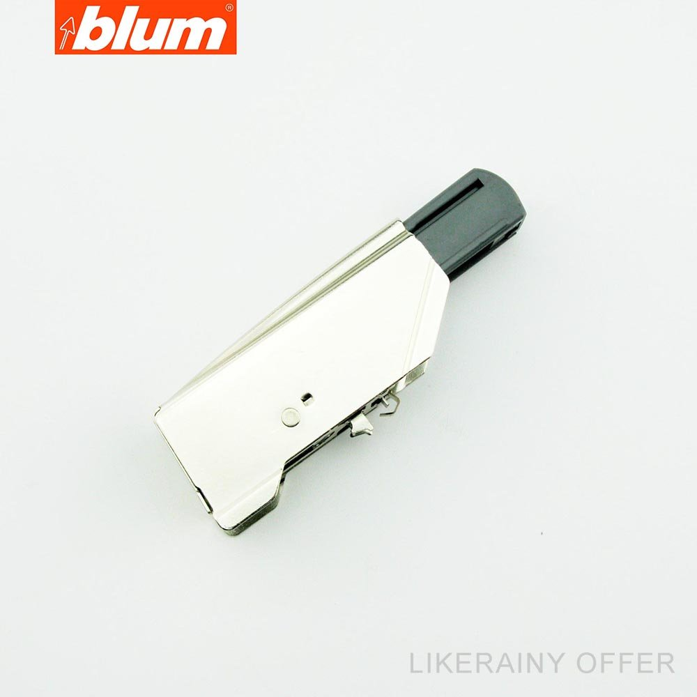 (2 PCS) Blum BLUMOTION 973A0600 Soft and Effortless Self Closing Mechanism for Half Overlay /Dual Hinge Application, Kitchen Hinge Damper, Cabinet Door Soft Close Hinge Buffer, Retrofitting for Cupboards and Kitchen Hinge, Made in Austria