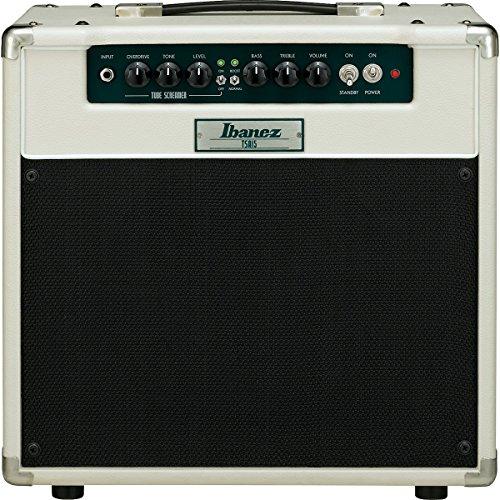 Screamer Bass Tube - Ibanez TSA15 1 x 12 15-Watt All-Tube Combo Guitar Amplifier