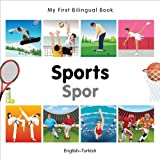 My First Bilingual Book-Sports (English-Turkish), Milet Publishing, 1840597615