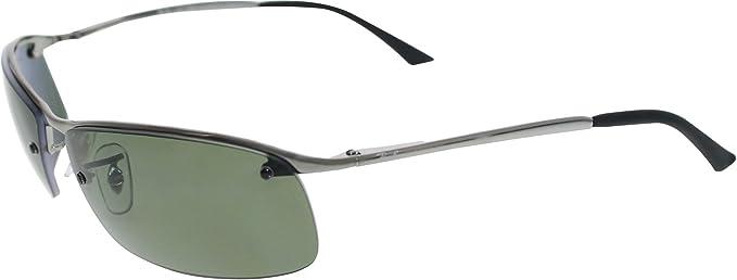 Ray-Ban Mod. 3183 Sole Gafas de Sol, 004/9A, 63 Unisex^Hombre ...