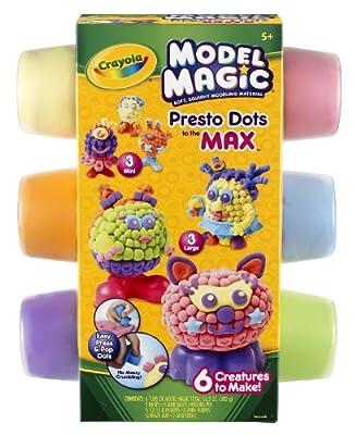 Crayola Presto Dots To The Max - Girl from Crayola