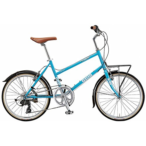 GIOS(ジオス) 子供自転車 PULMINO P.BLUE 20インチ B076BPB5XK