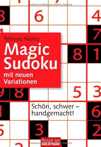 Magic Sudoku: mit neuen Variationen