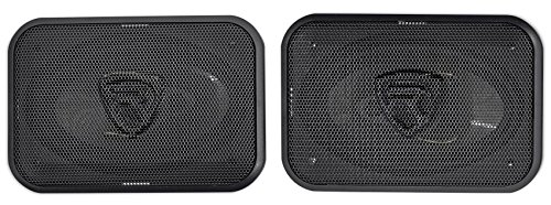 Pair Rockville RV46.3A 4x6'' 3-Way Car Speakers 500 Watts/70 Watts RMS CEA Rated by Rockville (Image #6)