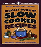 Biggest Book of Slow Cooker Recipes, , 0696218356