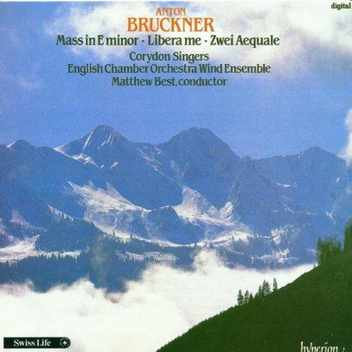 Mass in E minor / Libera Me / Aequalis No. 1 & No. 2