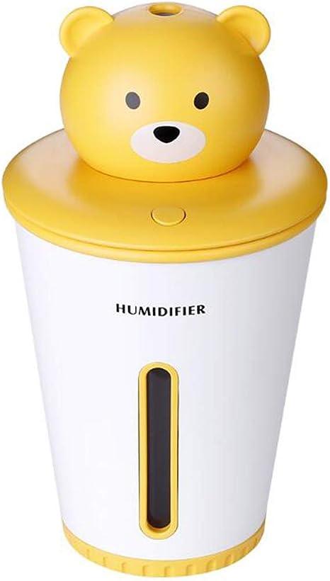 Humidificador niebla,230 ml mini niños humidificador ultrasónico ...