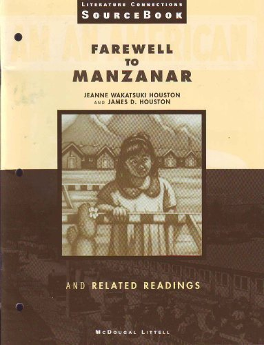 an examination of the book a farewell to manzanar by james d houston and jeanne wakatsuki Jeanne wakatsuki houston, author of california reads selected book farewell to manzanar (with husband james d houston), talks about how the very personal st.