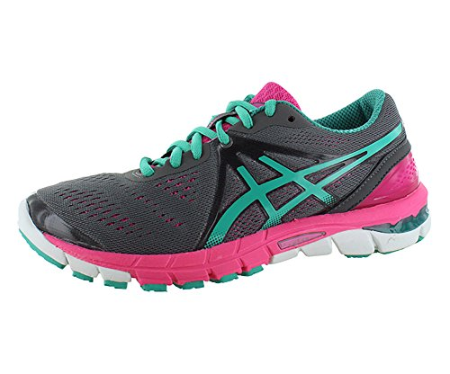 Asics Women's Gel-Excel33-3 Running Shoe,Charcoal/Emerald...