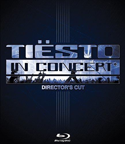 Blu-ray : Tiesto - In Concert (Directors Cut) (Blu-ray)