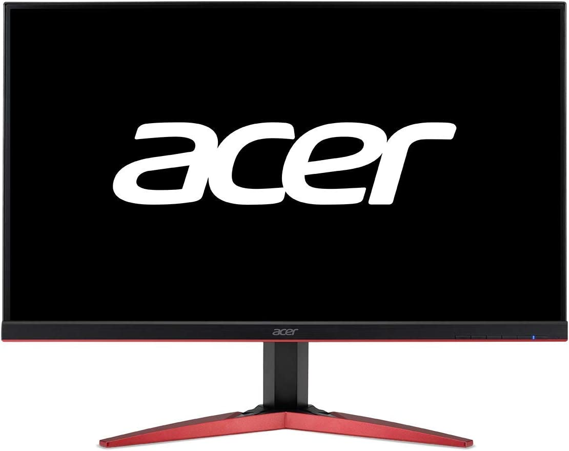 "Acer Gaming Monitor 24.5"" KG251Q bmiix 1920 x 1080 1ms Response Time AMD FREESYNC Technology (2 x HDMI & VGA Ports)"