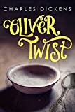 Oliver Twist by Charles Dickens front cover