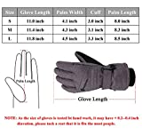 Andorra Snow Gloves Women Thinsulate Insulated