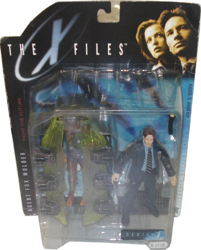 The X-files Series 1 Fox Mulder Action Figure W/corpse (Files X Toys)