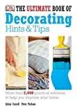 img - for The Ultimate Book of Decorating Hints and Tips book / textbook / text book